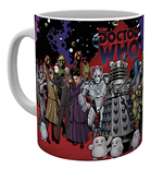 Tazza Doctor Who - Universe Group