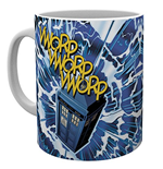 Doctor Who - Universe Vworp (Tazza)