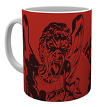 Doctor Who - Universe Weeping Angel (Tazza)