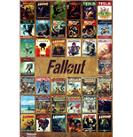 Fallout 4 - Magazine Covers (Poster Maxi 61x91,5 Cm)