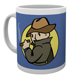 Fallout - Mysterious Stranger (Tazza)