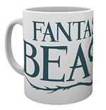 Fantastic Beasts - Logo (Tazza)