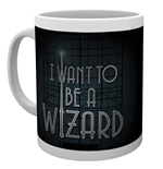Fantastic Beasts - I Want To Be A Wizard (Tazza)