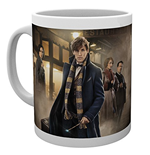 Fantastic Beasts - Group Stand (Tazza)