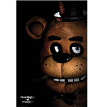 Five Nights At Freddys - Fazbear (Poster Maxi 61x91,5 Cm)