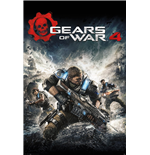 Gears Of War 4 - Cover (Poster Maxi 61x91,5 Cm)