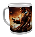 Gears Of War - Key Art 2 (Tazza)