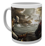God Of War - Titan (Tazza)