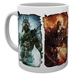 God Of War - Gods (Tazza)