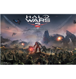 Halo Wars 2 - Key Art (Poster Maxi 61x91,5 Cm)