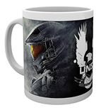 Halo - Locke And Masterchief (Tazza)