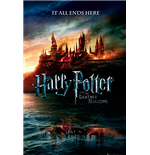 Harry Potter 7 - Teaser (Poster Maxi 61x91,5 Cm)