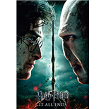 Harry Potter 7 - Part 2 Teaser (Poster Maxi 61x91,5 Cm)