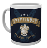Harry Potter - Team Quidditch (Tazza)