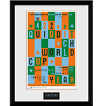 Harry Potter - Quidditch World Cup (Stampa In Cornice 30x40 Cm)