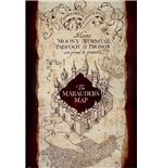 Harry Potter - Marauders Map (Poster Maxi 61x91,5 Cm)