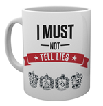 Harry Potter - Lies (Tazza)