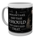 Harry Potter - Hagrid Quote (Tazza)