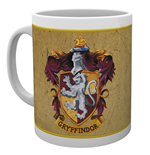 Harry Potter - Gryffindor Characteristics (Tazza)