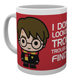 Harry Potter - Front And Back (Tazza)