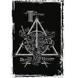 Harry Potter - Deathly Hallows Graphic (Poster Maxi 61x91,5 Cm)