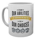 Harry Potter - Abilities (Tazza)