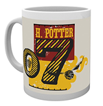 Harry Potter - 07 Potter (Tazza)
