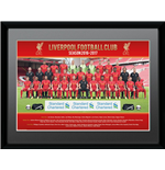 Liverpool - Team Photo 16/17 (Stampa In Cornice 30x40 Cm)