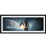 Mass Effect Andromeda - Landscape (Stampa In Cornice 75x30 Cm)