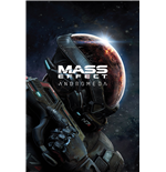 Mass Effect Andromeda - Key Art (Poster Maxi 61x91,5 Cm)