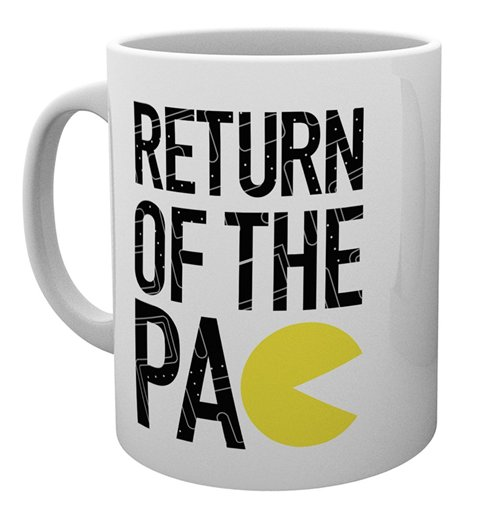 Pacman - Return Of The Pac (Tazza)