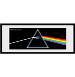 Pink Floyd - Dark Side Of The Moon (Stampa In Cornice 75x30 Cm)