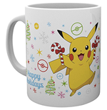 Pokemon - Xmas Pikachu (Tazza)