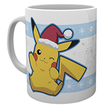 Pokemon - Pikachu Santa (Tazza)
