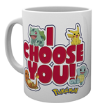 Pokemon - I Choose You (Tazza)