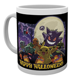 Pokemon - Happy Halloween (Tazza)