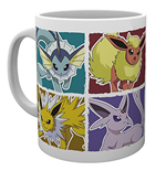 Pokemon - Eevee Evolution (Tazza)