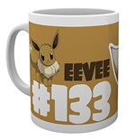 Pokemon - Eevee 133 (Tazza)