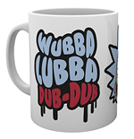 Rick And Morty - Wubba Lubba Dub Dub (Tazza)