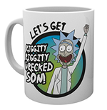 Rick And Morty - Wrecked (Tazza)