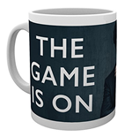 Sherlock - The Game Is On (Tazza)