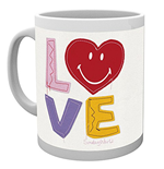 Smiley - Valentines Craft Love (Tazza)