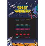 Space Invaders - Screen (Poster Maxi 61x91,5 Cm)