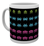 Space Invaders - Invader Wrap (Tazza)
