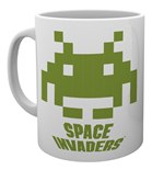 Space Invaders - Crab (Tazza)