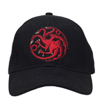 Cappellino Il trono di Spade (Game of Thrones) Targaryen