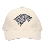 Cappellino Il trono di Spade (Game of Thrones) Stark