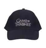 Cappellino Il trono di Spade (Game of Thrones) Logo