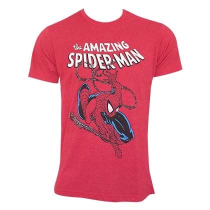 T-shirt Spider-Man Swinging