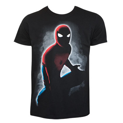 T-shirt Spider-Man In The Dark